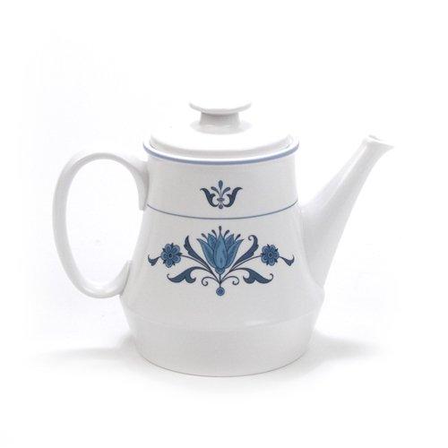 Blue Haven by Noritake China Coffee Pot