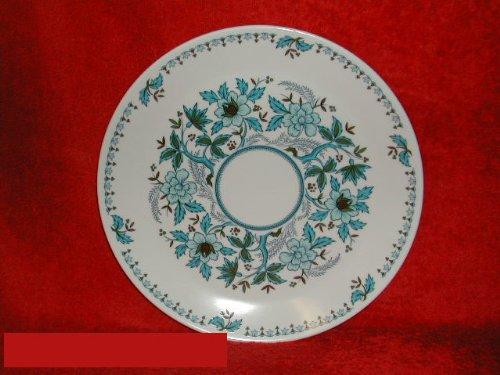 NORITAKE BLUE MOON 9022 DINNER PLATES