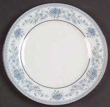 Noritake Blue Hill 2482 Bread Butter Plate