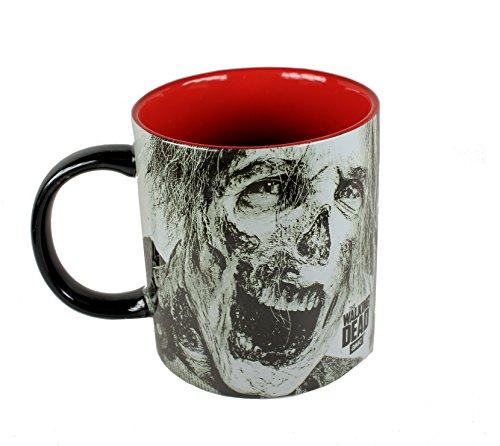 The Walking Dead Zombie Dweller Large Coffee Mug 20 oz In Gift Box