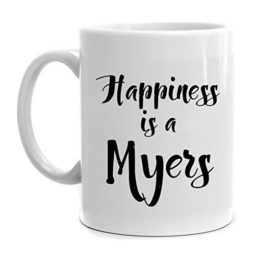 Eddany Happiness is a Myers Mug