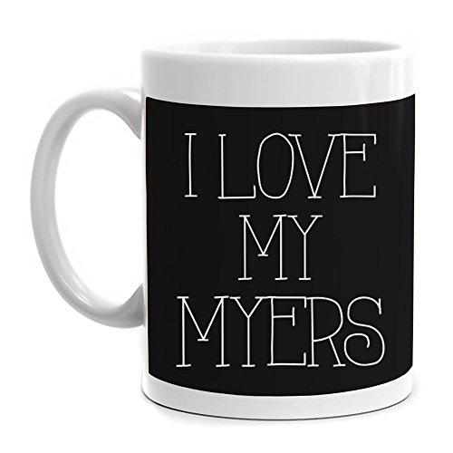 Eddany I love my Myers Mug