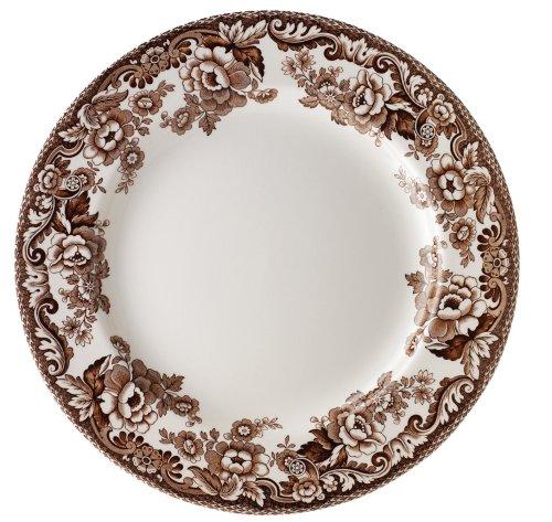 Spode Delamere Dinner Plate Set of 4