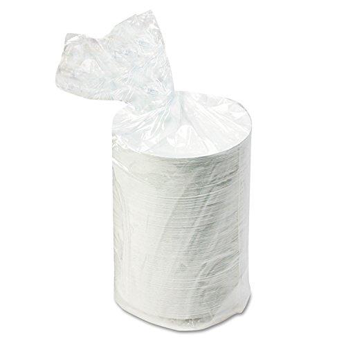 DXE702622WNP6 - White Paper Plates
