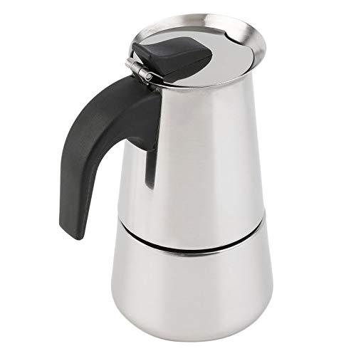 246-Cup Percolator Stove Top Coffee Maker Moka Espresso Latte Stainless Pot Rodalind