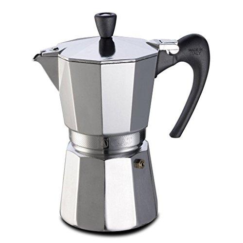 GAT Italian Made Induction Stove-Top Moka Espresso Coffee Maker Pot 6 Cups