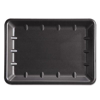 GEN-PAK CORP - Supermarket Tray Foam Black 10 X 14 X 1-14 100carton  GNPW1014BK   W1014BK