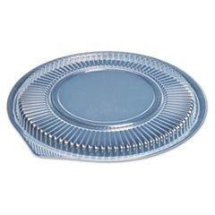 Genpak Gnpfp948 Microwave Safe Container Lid Round Plastic Fits 48 Oz Clear 75Bg 4 BgCt