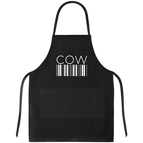 Idakoos - Cow barcode - Animals - Apron