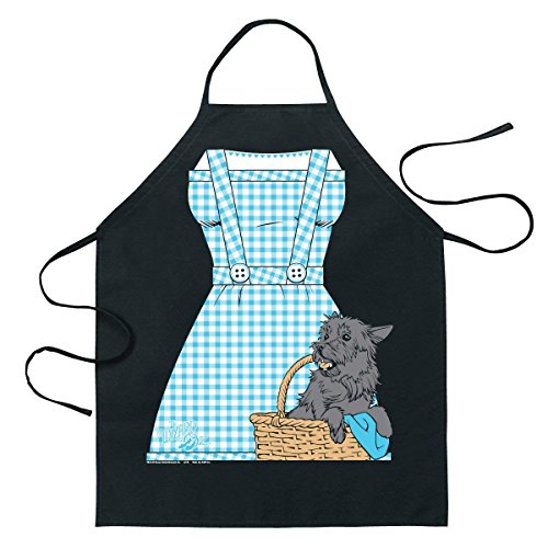 Fs2A1X ICUP Wizard of-Ounce Dorothy Be The Character Apron