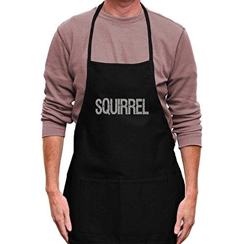 Teeburon Squirrel Apron