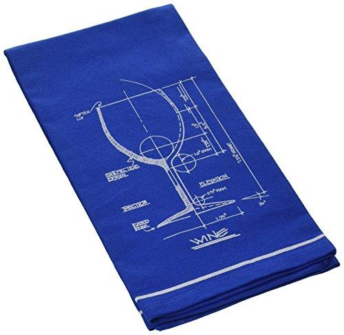 Paperproducts Design 35004 100-Percent Cotton KitchenBar Towel