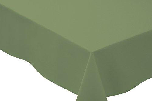 70 x 120 Inch Rectangular Tablecloth Spun Polyester Seamist