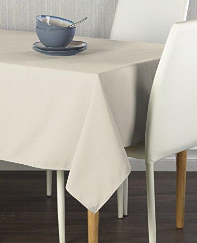 Milliken Ivory Signature Tablecloth 60 x 84
