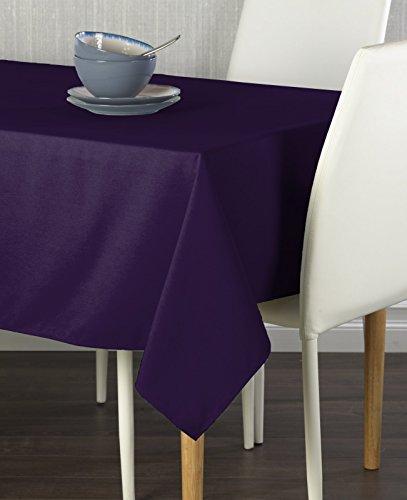 Purple Milliken Signature Tablecloth 60 x 102