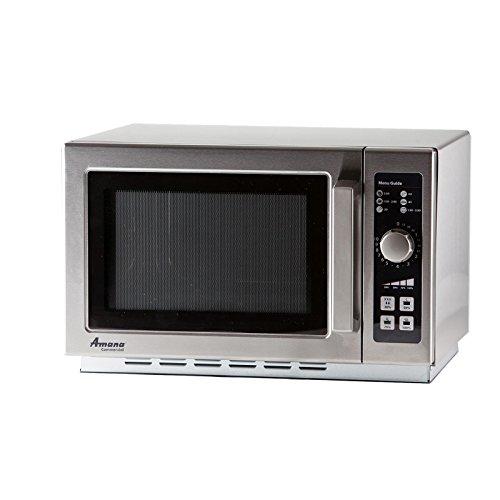 Amana RCS10DSE Medium-Duty Microwave Oven 1000W