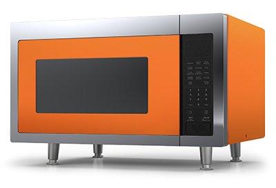 Big Chill Retro Microwave 16 cu ft 1200 watts Orange