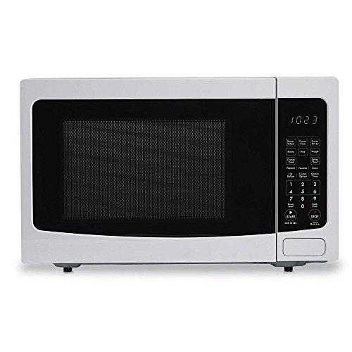 Chef Star CS73162 16 cuft 1100-watts Countertop Microwave White Certified Refurbished