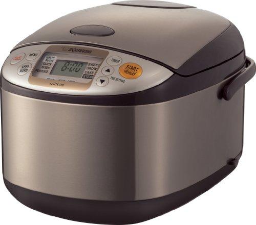 Zojirushi NS-TSC18 Micom Rice Cooker and Warmer 10-Cups