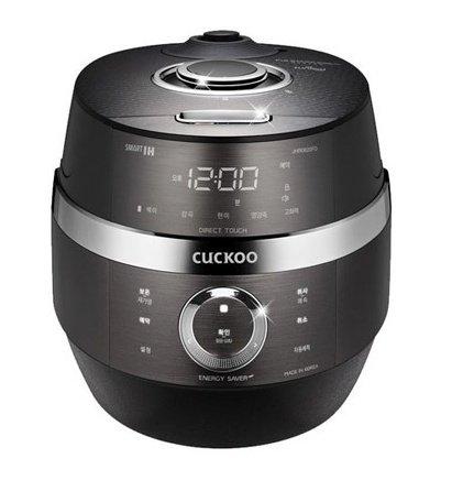 CUCKOO CRP-JHR0620FD IH Pressure Rice Cooker - 220V