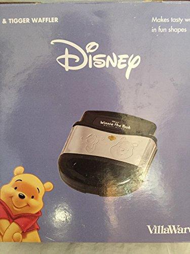 Disney Mickey Mouse Waffler by Villaware