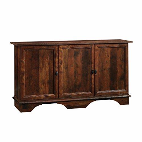 Sauder 420122 Viabella Storage Cabinet Curado Cherry Finish