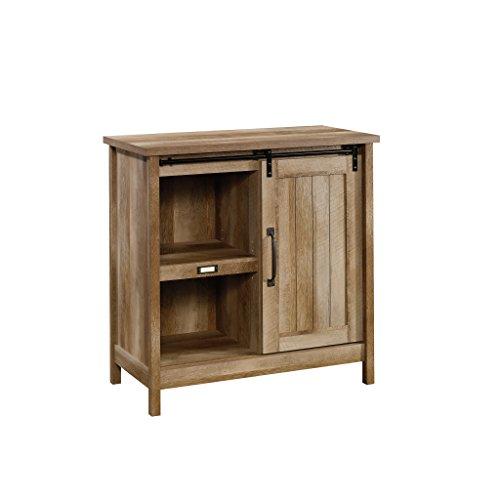 Sauder Adept Storage Accent Storage Cabinet For TVs up to 39 Craftsman Oak finish