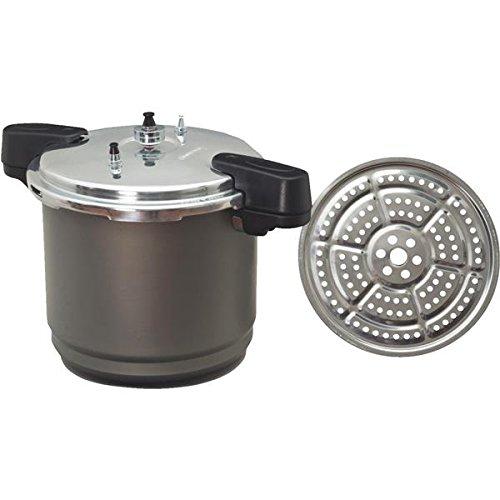 GraniteWare 12Qt Pressure CookerSteamerCanner - 1 Each