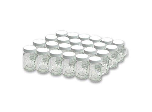 Ball 40501 canning jar salt pepper shaker box of 24 4 oz each
