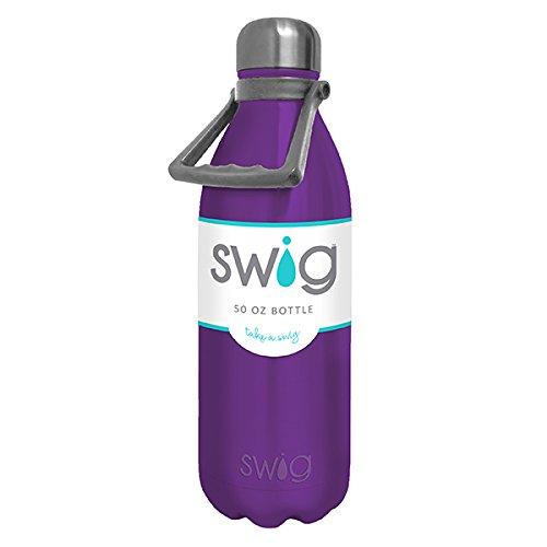 SWiG 50oz Travel Bottle Purple