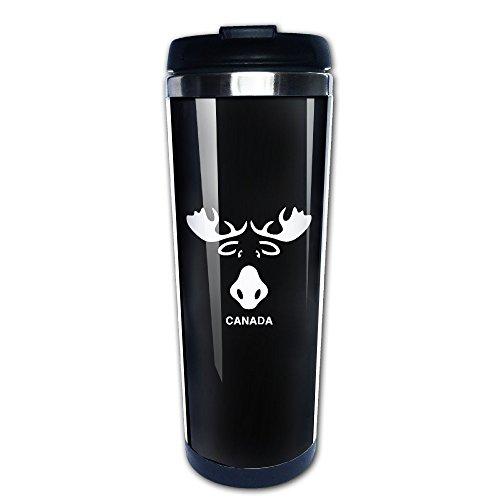 Cool Canada Moose Travel Mug Coffee Mugs