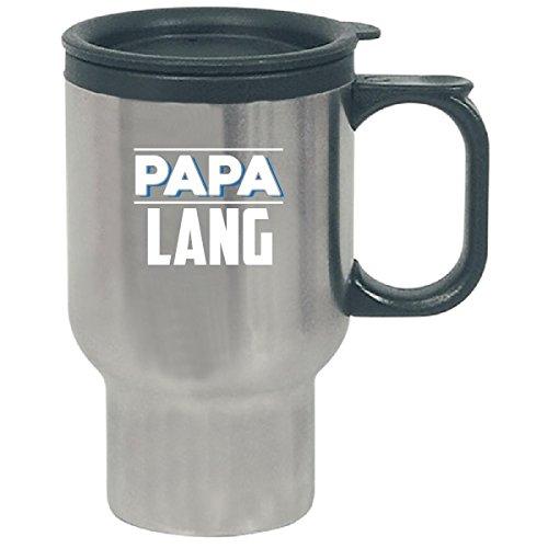 Papa Lang - Travel Mug