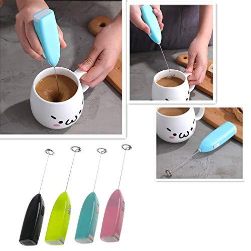 Miseku Household Electric Handheld Kitchen Tool Egg Beater Mini Electric Mixers Hand Blenders