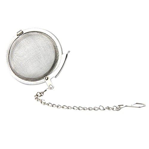 OUNONA Stainless Steel Mesh Tea Ball 52cm Tea Infuser Strainers Tea Strainer Filters