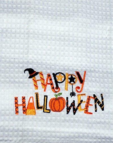 Happy Halloween Kitchen Towel Dishtowel