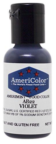 AmeriColor AmeriMist Violet Airbrush Food Color 65 oz