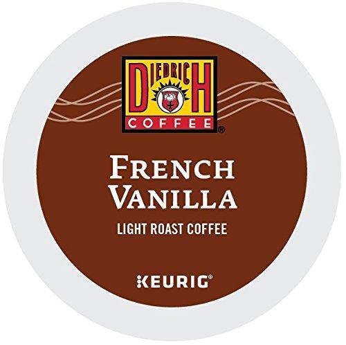 Diedrich Coffee French Vanilla K-Cups