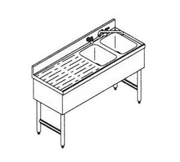 LaCrosse Cooler SK42R Sinkronization 21 Underbar Sink Unit