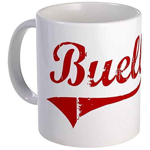 CafePress - Buell Red Vintage Mug - Unique Coffee Mug Coffee Cup