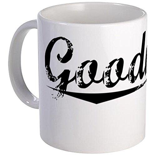 CafePress - Goodnight Vintage Mug - Unique Coffee Mug Coffee Cup