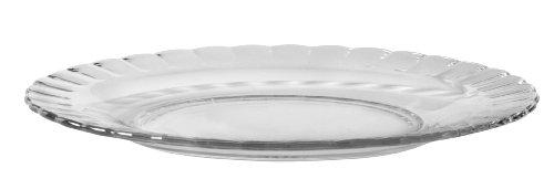 Duralex - Paris Clear Dessert Plate 205 cm 8 18 s6