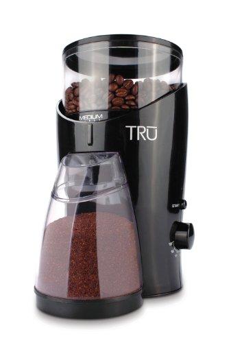 TRU Burr Grinder Holds 12-Pound Coffee Beans