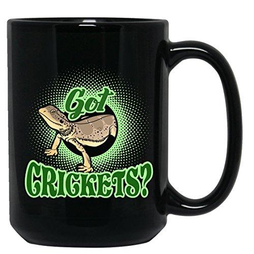Bearded Dragon Mug Coffee Bearded Dragon Tea Cup Coffee Mug Ceramic Black Mugs 15oz Perfect Gift For Friends