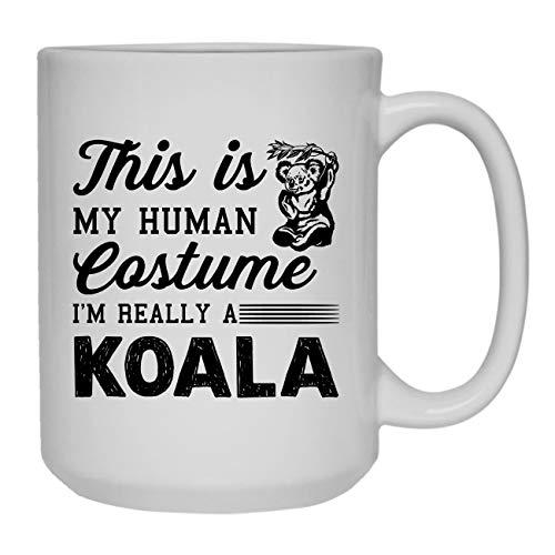 Im Really A Koala Mug Coffee Mug Hot Coffee Mug 15 oz