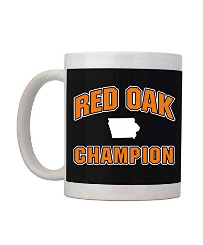 Idakoos - Red Oak champion - US Cities - Mug