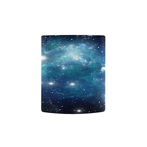 Sweety Love Store-Galaxy Coffee MugsWhite Heathly Ceramic Mugs323W x 374H Capacity 11 OZ