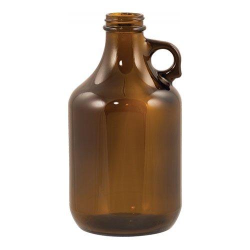Eagle GL505CASE Beer Bottles 32 oz Amber Growler Amber Pack of 12