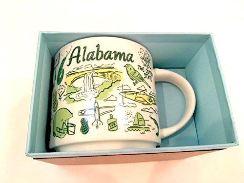 Alabama Been There Mug Starbucks