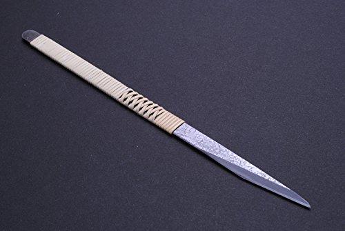 Yoshihiro Shiroko High Carbon Steel Kiridashi Knife Made in Japan Chef Tools 825 210mm