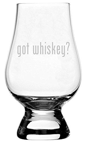 got whiskey Etched Glencairn Crystal Whisky 59oz Snifter Tasting Glass
